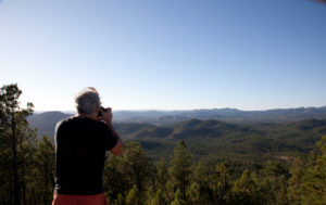 photographing in the black hills