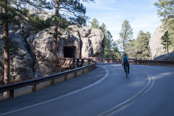 Black Hills Multi-day Bike Tour